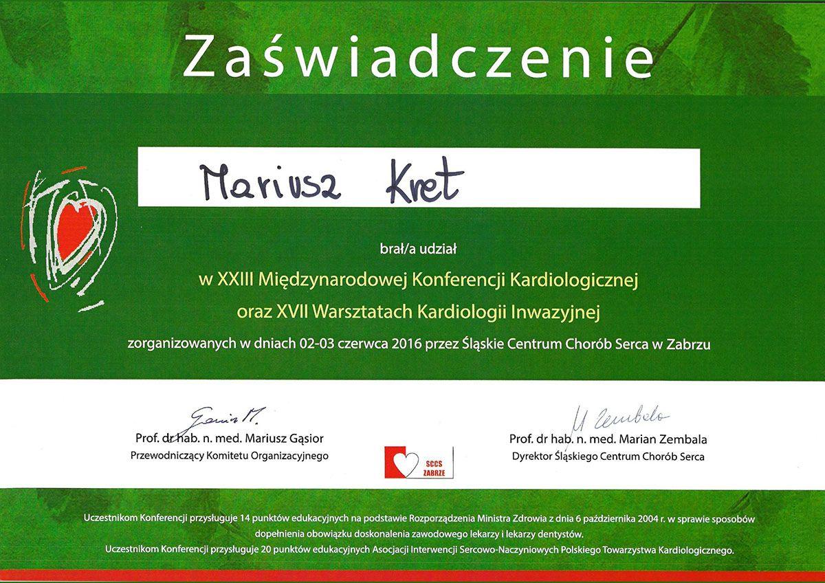Kwalifikacje i certyfikaty